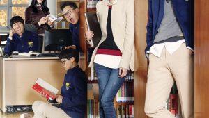 School 2013 โรงเรียนหัวใจใส พากย์ไทย EP.1