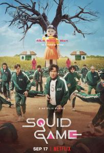 ซีรี่ย์เกาหลี Squid Game สควิดเกม เล่นลุ้นตาย ตอนที่ 1-9 จบ