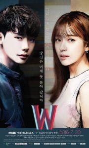 ซีรี่ย์เกาหลี W Two Worlds รักข้ามมิติ ตอนที่ 1-16 จบ